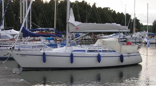 albin nova sailing boat 1984 raisio nettivene
