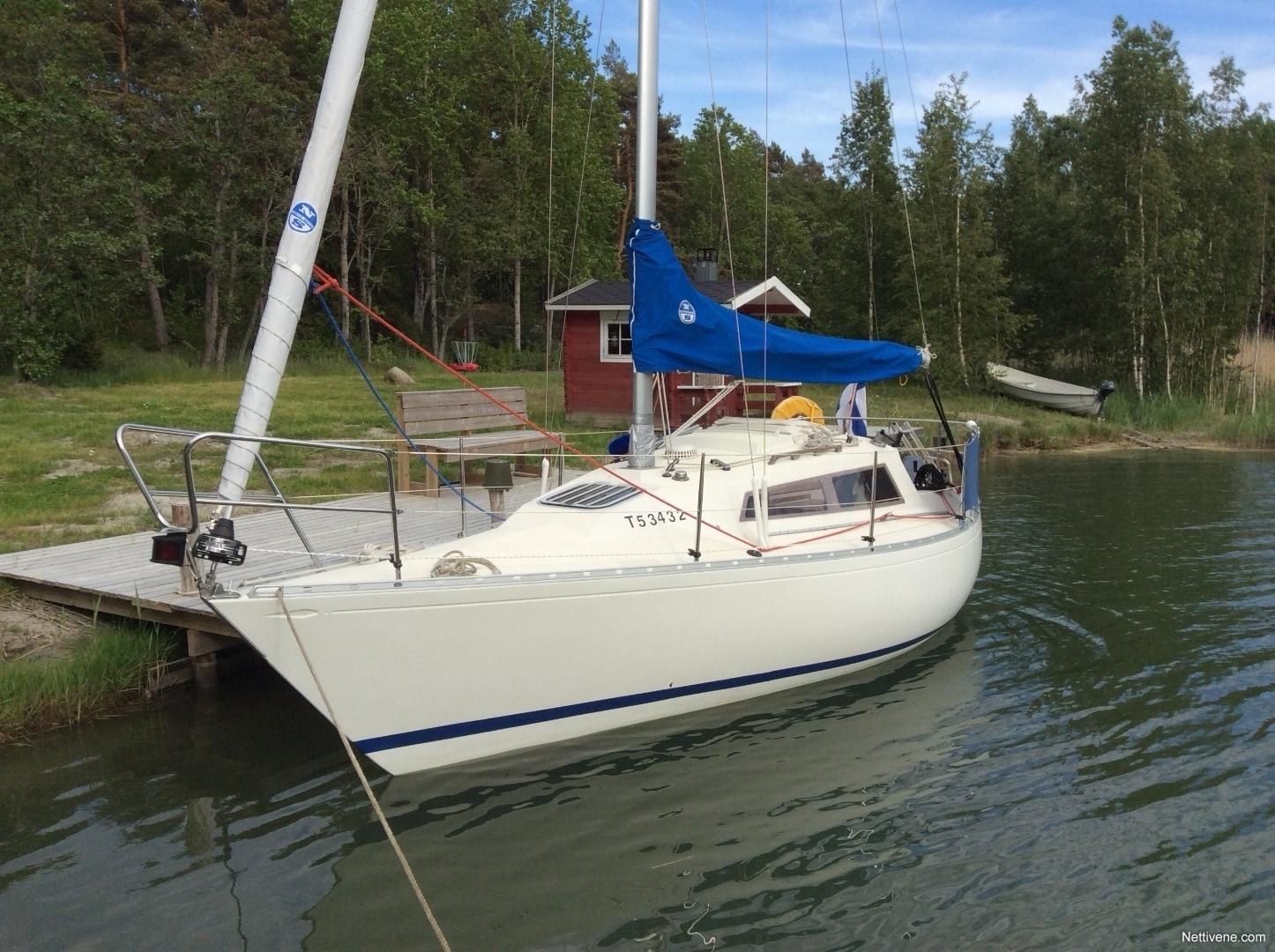 Bluebird Sailing Boat 1984 Naantali Nettivene