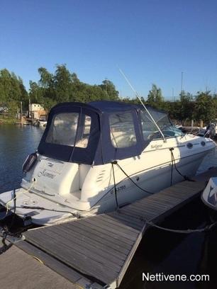 Sea ray 260 Sundancer motor boat 2000 - Helsinki - Nettivene