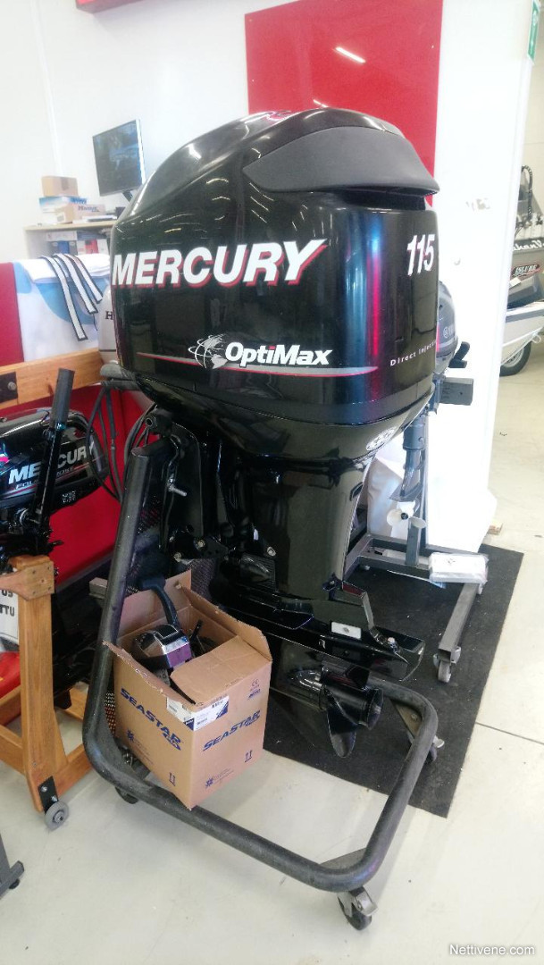 Mercury 115 Optimax Performance Upgrades