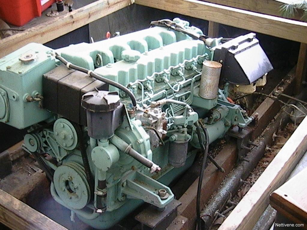 ostetaan volvo penta tmd40 aqad40 engine nettivene rh nettivene com Volvo Penta Control Box 03 Volvo Penta 4.3