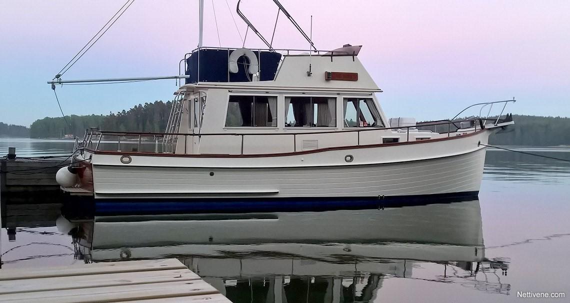 Grand banks 32 motor boat 1992 - Helsinki - Nettivene