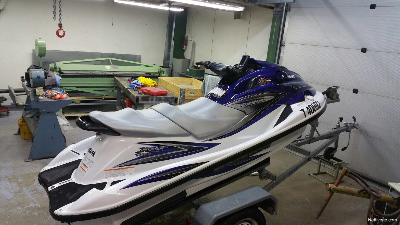 Yamaha WaveRunner XLT 1200 2T watercraft 2002 - Nurmijärvi