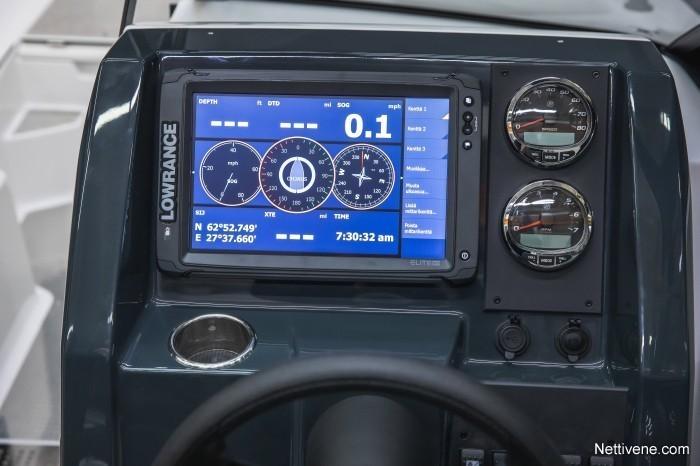 BR 8 + F300 Pro XS