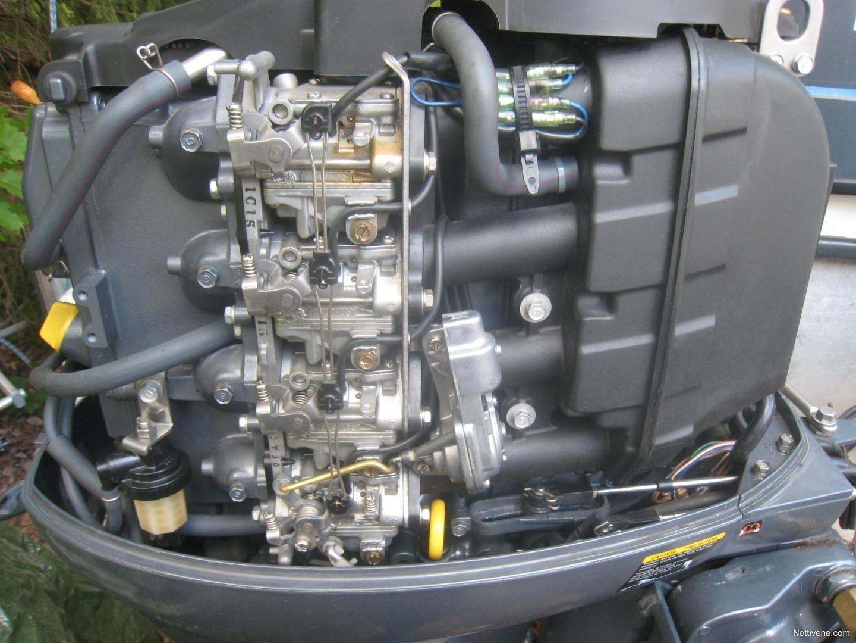 Yamaha F50 Aetl