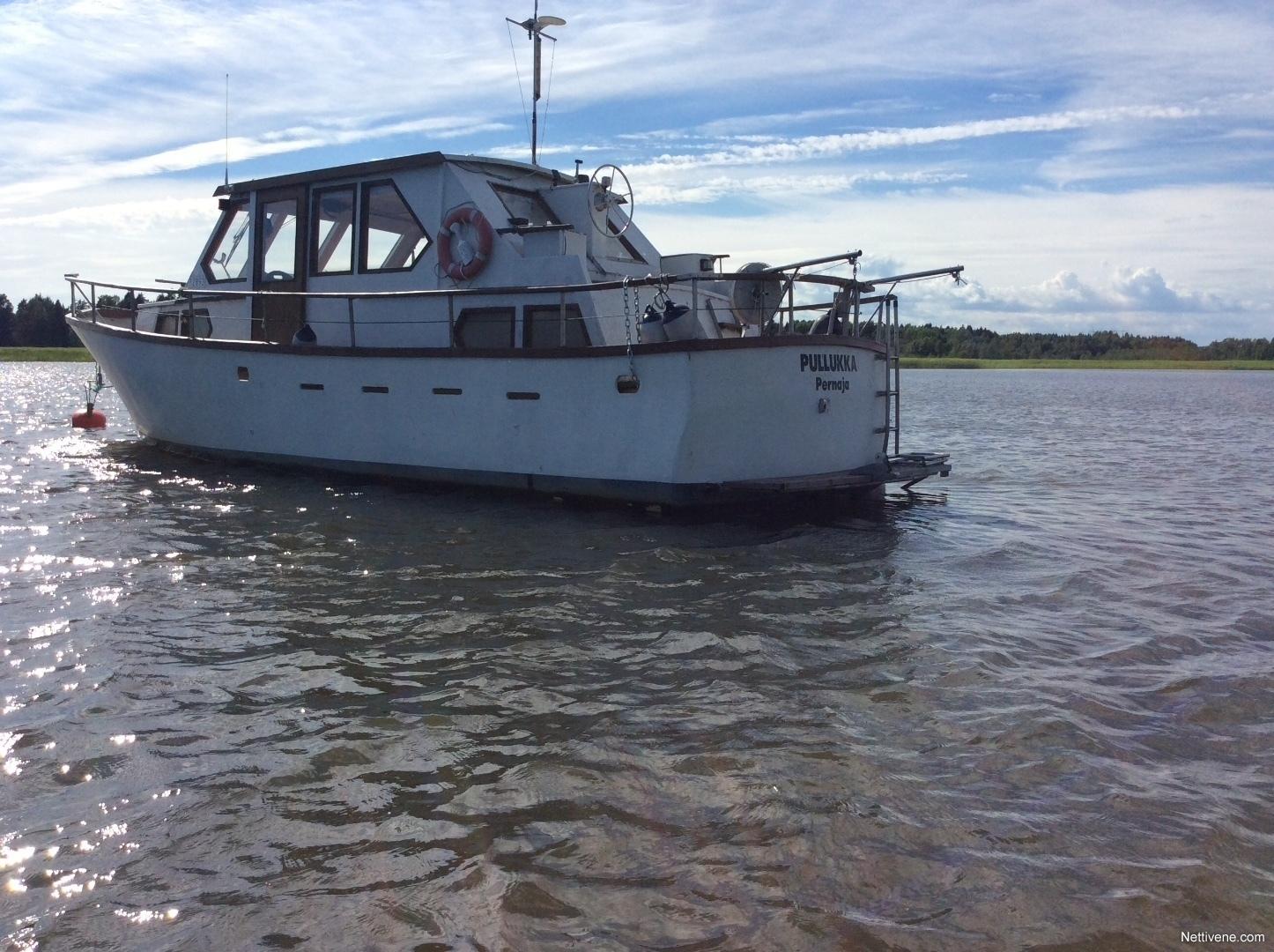 Merikelpoinen Matkavene