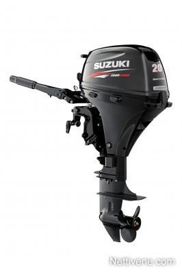 Suzuki DF20 AS / EDULLINEN RAHOITUS