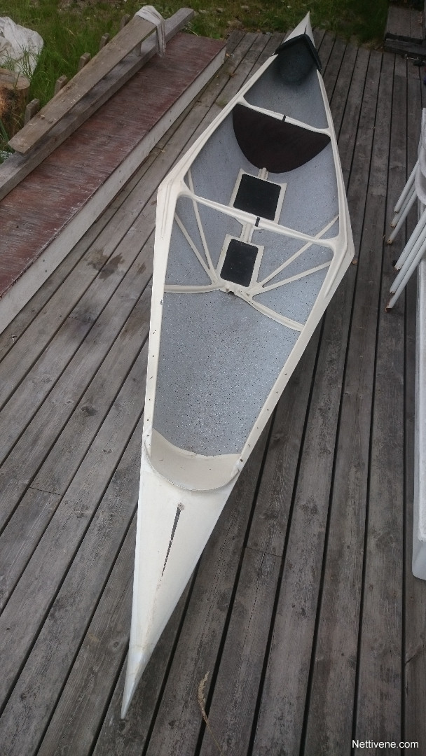 Kaunotar C1 Racing canoe - Espoo - Nettivene