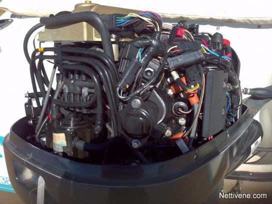 Evinrude ficht 115 engine 1999 - Salo - Nettivene