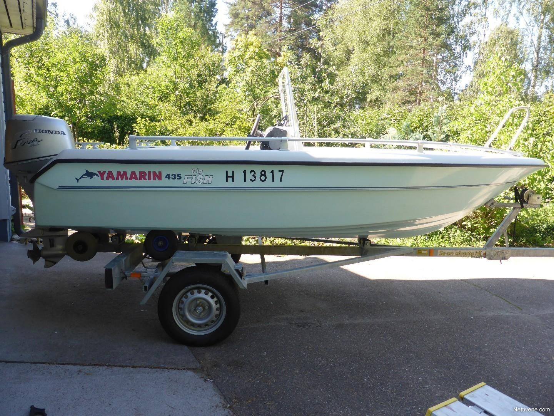 Yamarin 435 Big Fish motor boat 1992 - Luumäki - Nettivene