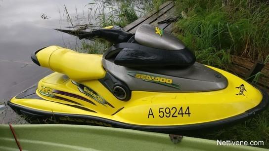 Sea-doo XP-Limited watercraft 1998 - Ruokolahti - Nettivene