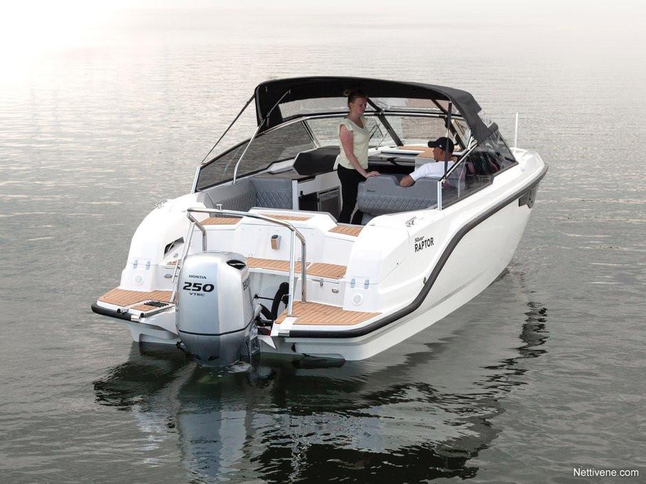 Silver RAPTOR DCZ motor boat 2019 - Sipoo - Nettivene