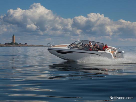 Silver RAPTOR DCZ + SUZUKI DF350 motor boat 2020 - Sipoo - Nettivene