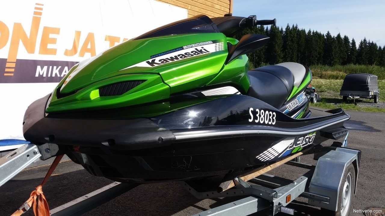 Kawasaki ULTRA 300 X watercraft 2012 - Kuopio - Nettivene