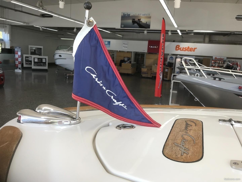 Chris-craft Speedster Heritage Edition motor boat 2006