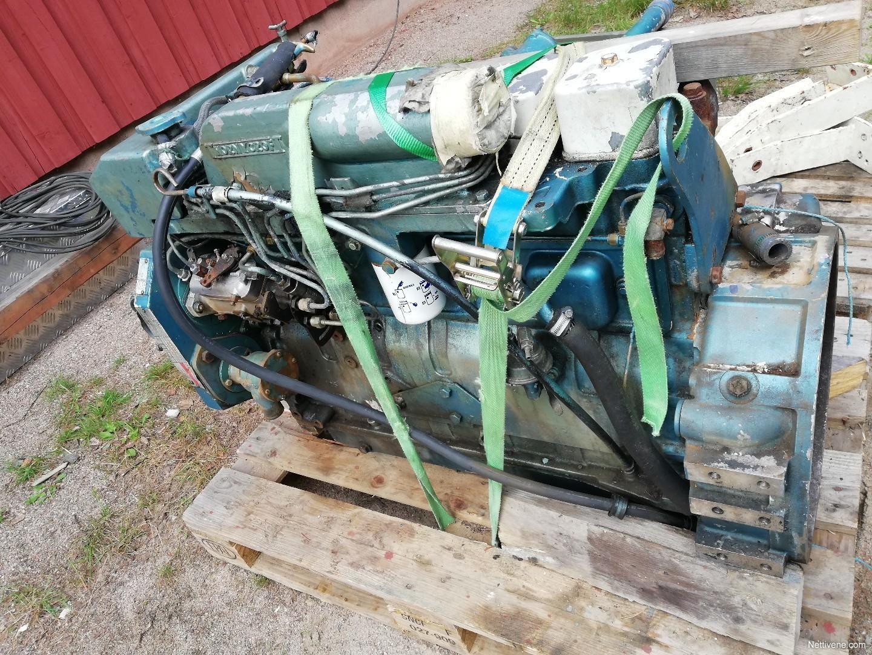 Cummins 6bt thornycrof marine engine 1989 - Kärkölä - Nettivene