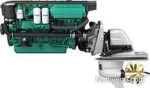 Volvo D6 Moottori