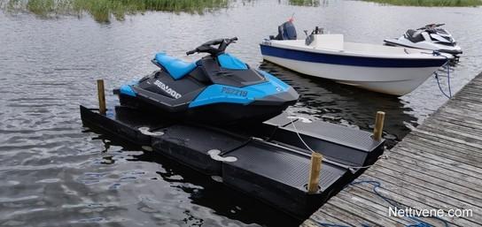 Sea-doo spark 2up 90ho watercraft 2016 - Raasepori - Nettivene