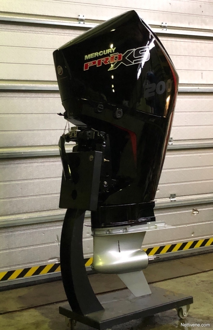 Mercury 200 PRO XS V8 engine 2018 - Turku - Nettivene