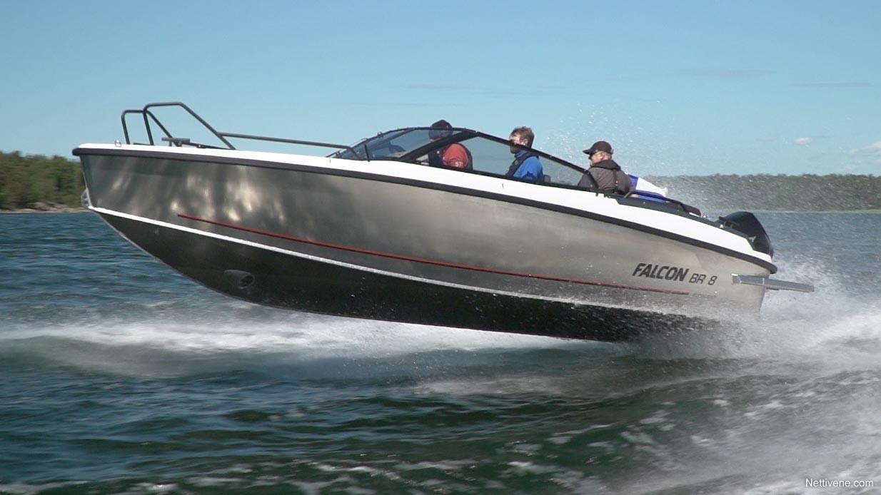 BR 8 + F250 Pro XS