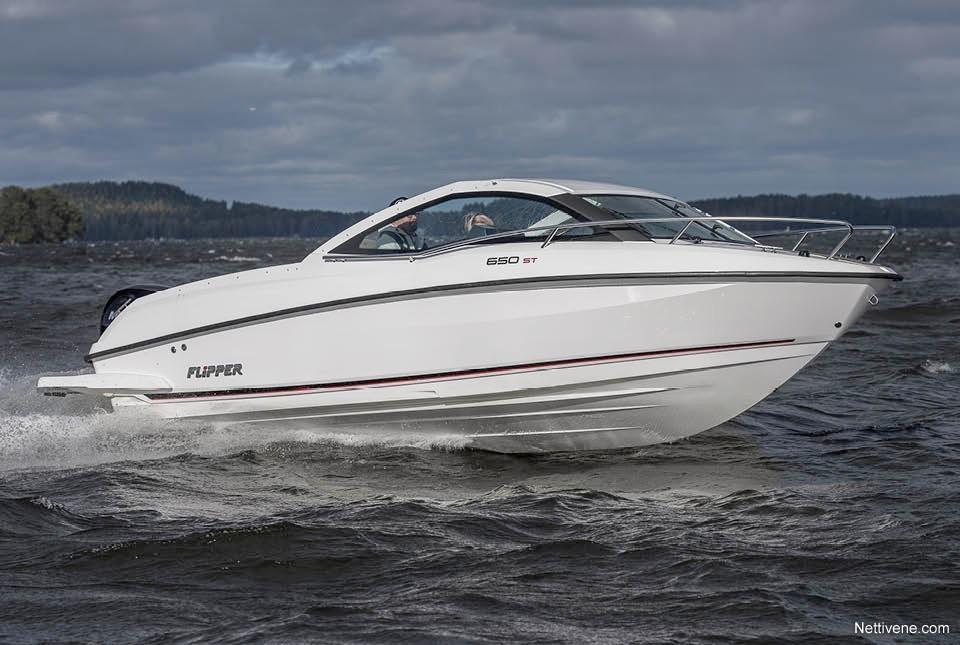 650 ST + F150 Pro XS
