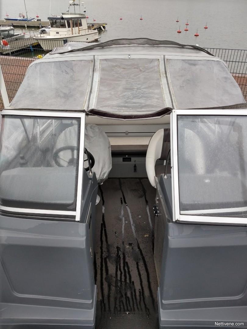 XL + Mercury F100 EFI