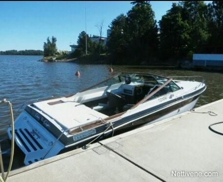 Chris-craft scorpion 230 motor boat - Espoo - Nettivene