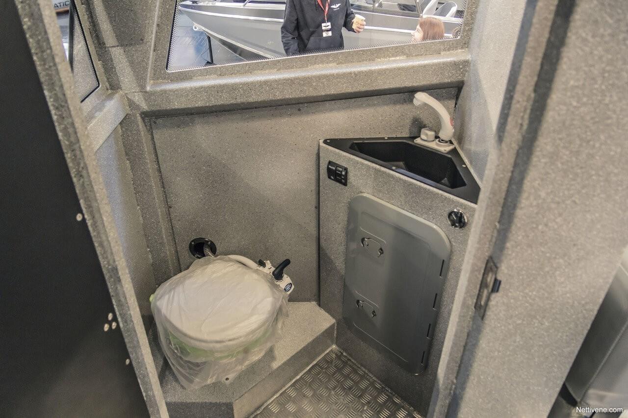 960 Cabin + 2x V350