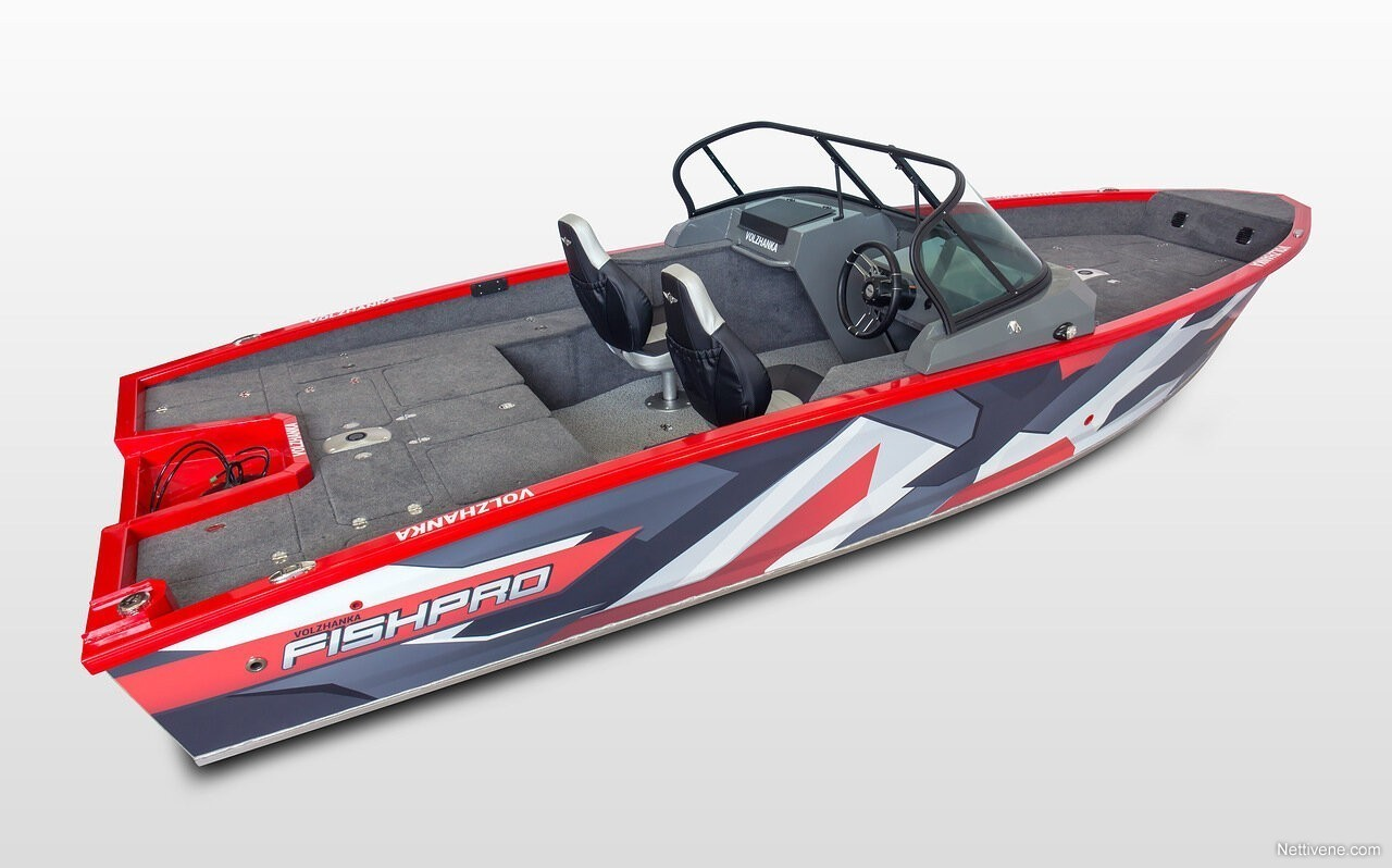 Fish Pro 54 + F115
