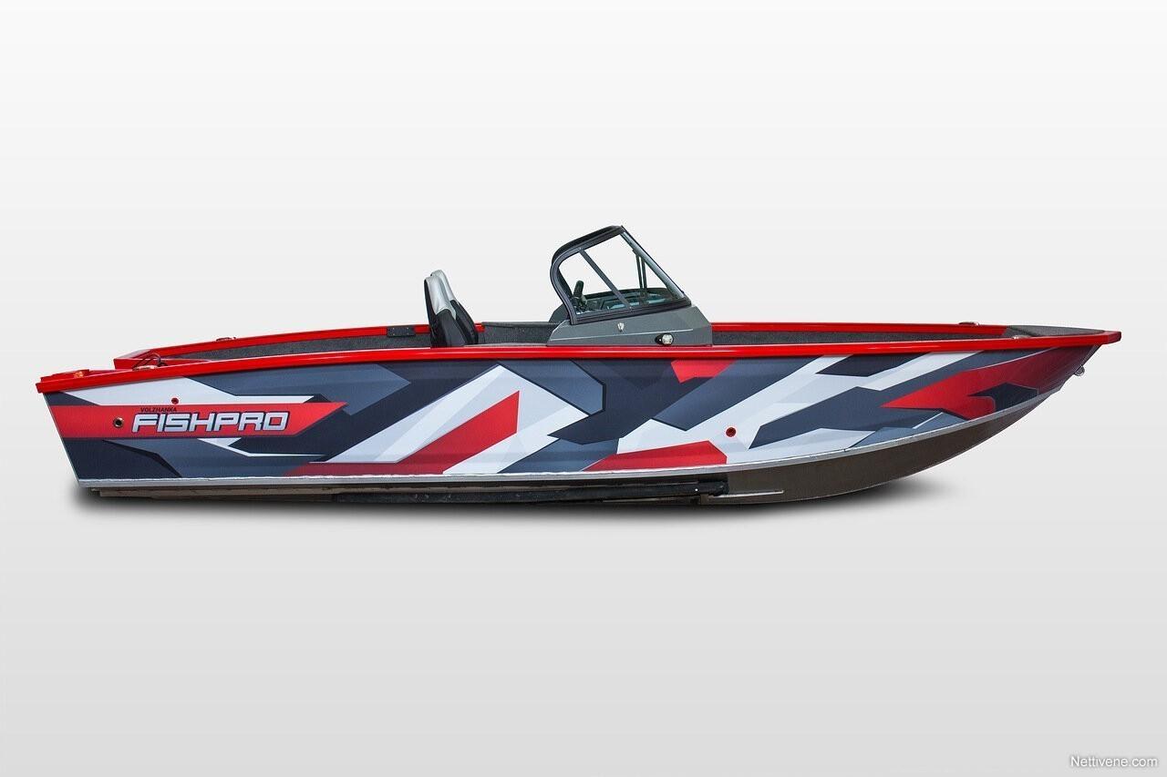 Fish Pro 54 + F115 Pro XS CT