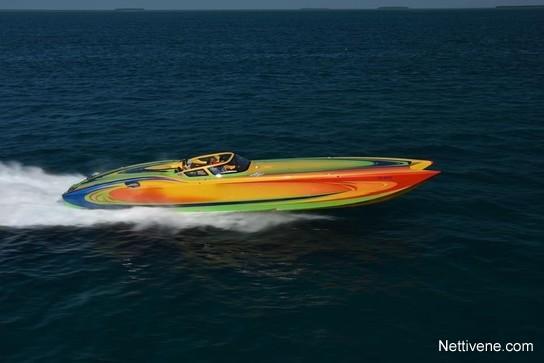 Mti 44 Supercat motor boat 2006 - Maarianhamina - Nettivene