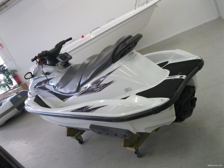Yamaha Waverunner 1200 XLT watercraft 2001 - Raisio - Nettivene