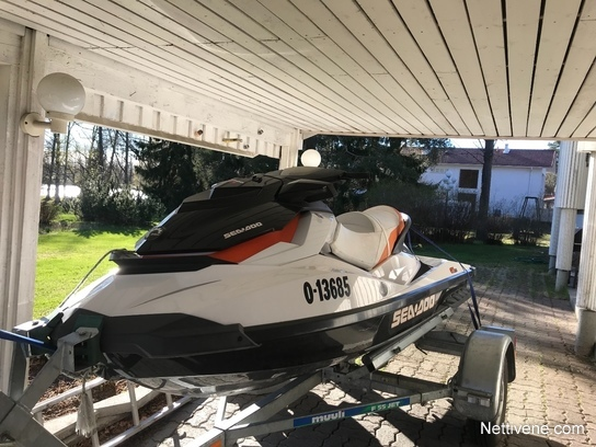 Sea-doo GTI 130 ibr watercraft 2012 - Oulu - Nettivene