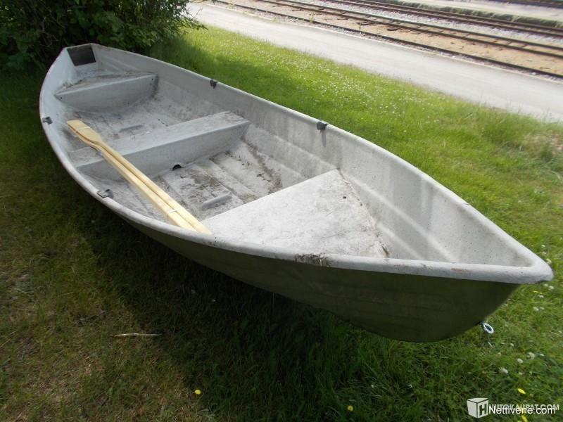 Myydään Soutuvene