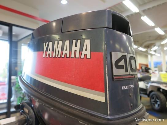 Yamaha 40 Hes engine 1986 - Joensuu - Nettivene
