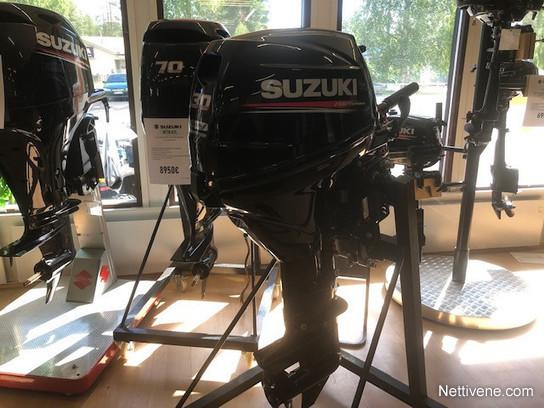Suzuki DF 30 ATHL / TILLER KAHVA