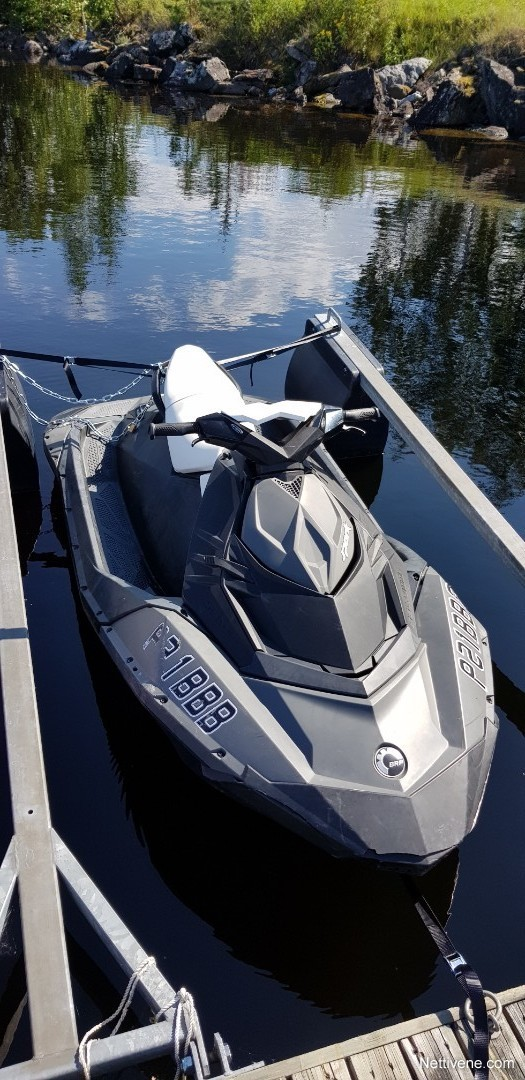 Sea-doo Spark 2up IBR 90hv watercraft 2015 - Jämsä - Nettivene