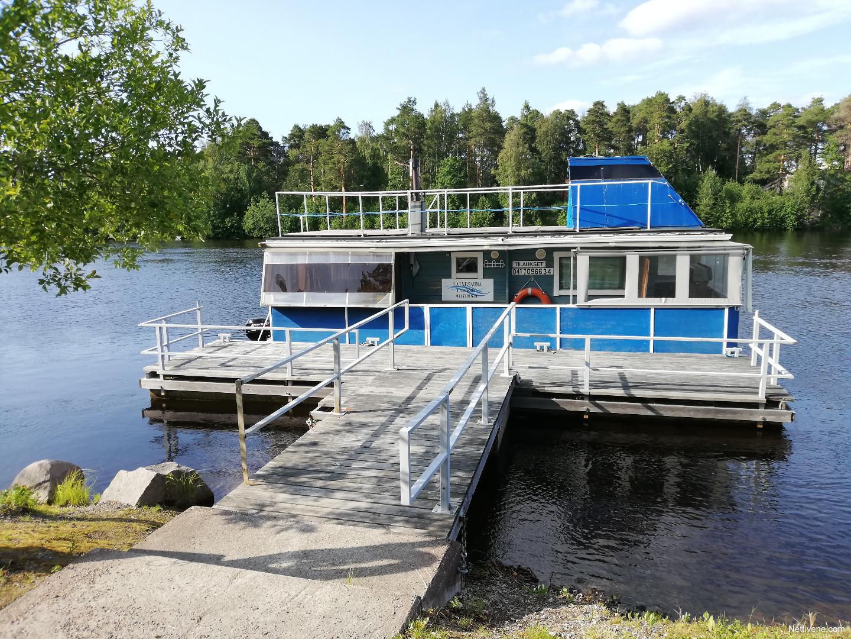 Saunalautta Oulu