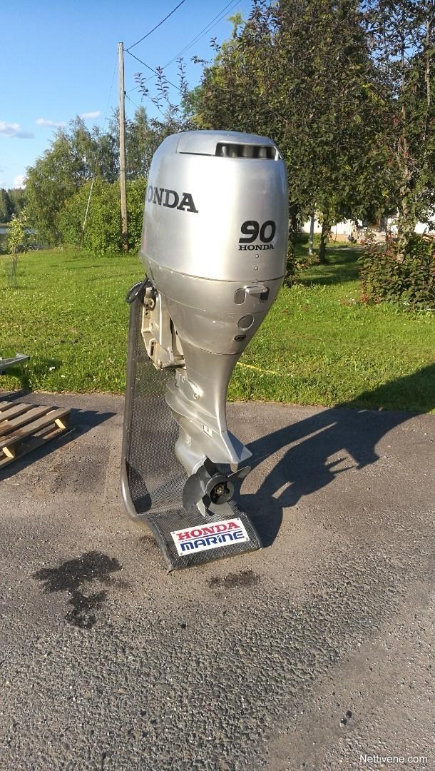 Honda BF90A engine 1999 - Lempäälä - Nettivene