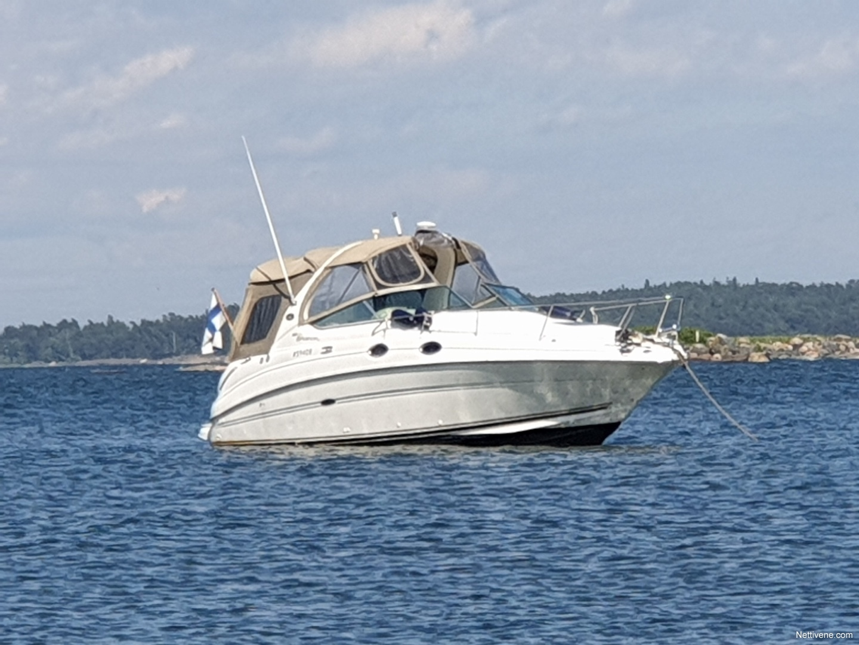 Sea ray Sundancer 280 / 315 motor boat 2001 - Helsinki