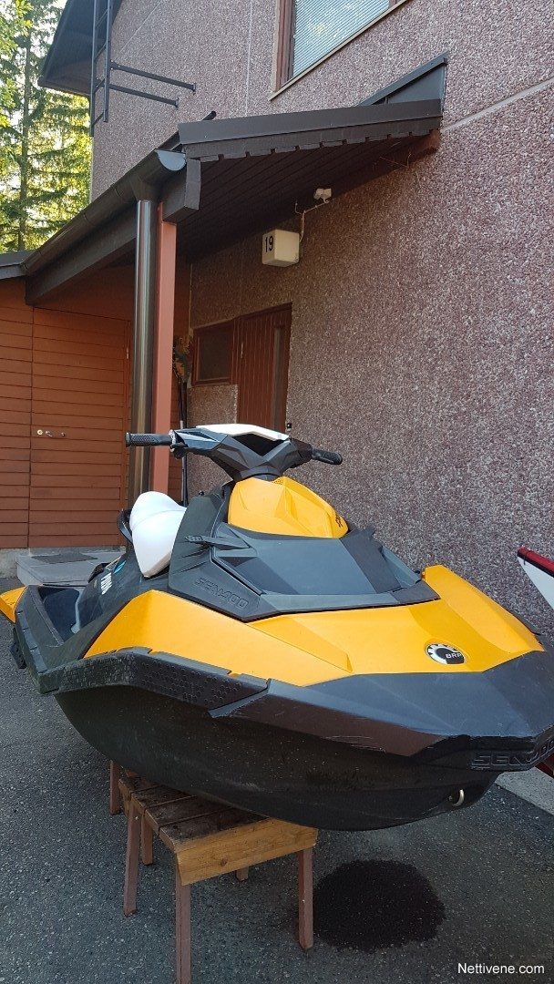 Sea-doo Spark IBR 90hp watercraft 2015 - Kuopio - Nettivene