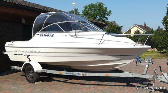 Bayliner Capri 1952 motor boat 2002 - Nettivene