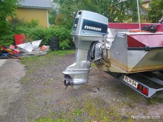 Evinrude Vro poistettu voin myydä Myös engine 1990 - Kemi - Nettivene