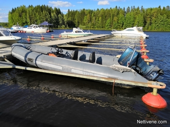 Avon 540 rib boats 1986 - Kiuruvesi - Nettivene