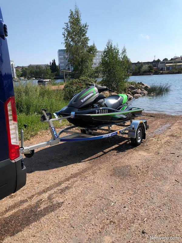 Kawasaki STX 15-F watercraft 2018 - Kotka - Nettivene